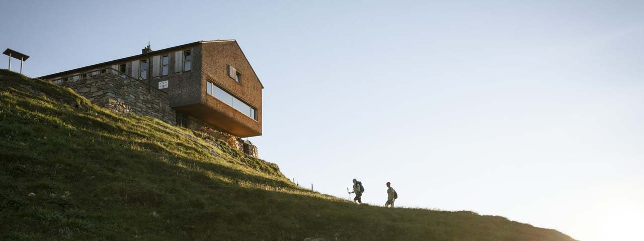 Olperer Hütte, © Tirol Werbung/Schwarz Jens
