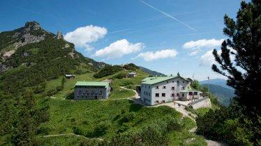 Stripsenjochhaus in het Kaisergebergte, © OeAV Kufstein