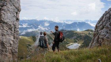 Wandelen in de Brandenberger Alpen, © Tirol Werbung/Jens Schwarz