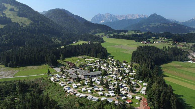 Eurocamp Tirol Campingplatz, © Eurocamp Tirol