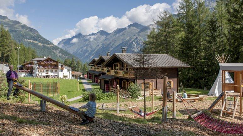 Waldesruh in Sölden, © Ötztal Tourismus/Alexander Lohmann