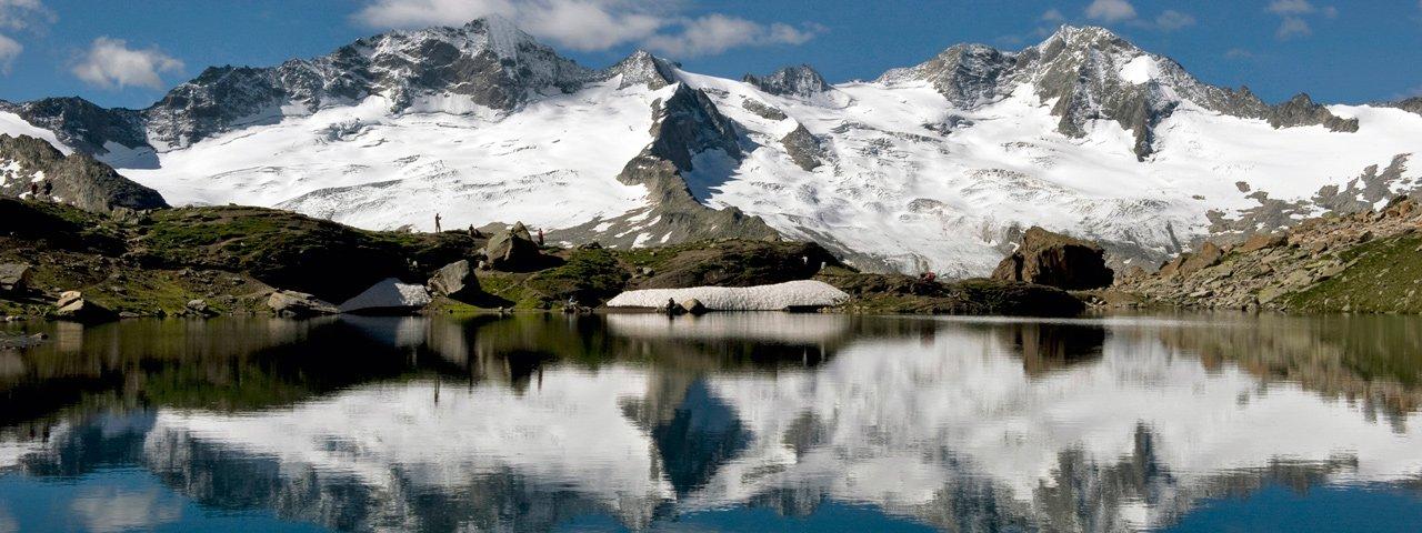 Schwarzsee in Naturpark Zillertal Alpen, © Hermann Muigg