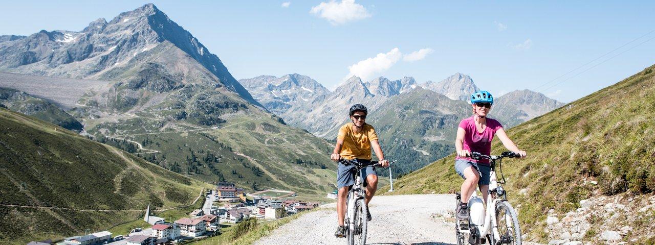 MTB-toer Innsbruck – Zillertal – Tuxer Alpen – Stubaier Alpen, © TVB Innsbruck/Daniel Zangerl