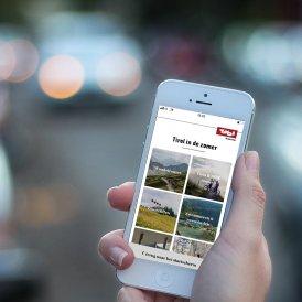 Reisgids Tirol app, © Tirol Werbung