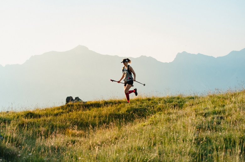 Trailrunning in Tirol. , © Ramon Haindl