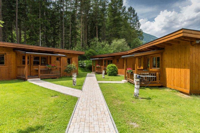 Alpine Lodges – Camping Ötztal