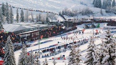 IBU Weltcup Biathlon in Hochfilzen, © Joerg Mitter