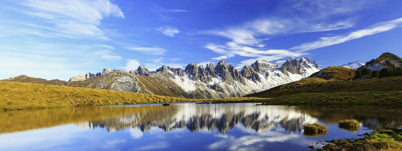 Topwandeling Salfeinssee - Schaflegerkogel - Kemater Alm, © TVB Innsbruck/Moser