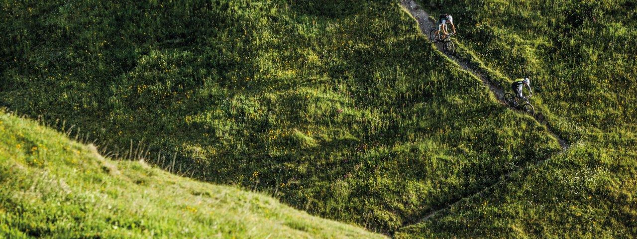Tirol Mountain Bike Safari Etappe 15, © Kitzbüheler Alpen/Ghost Bikes