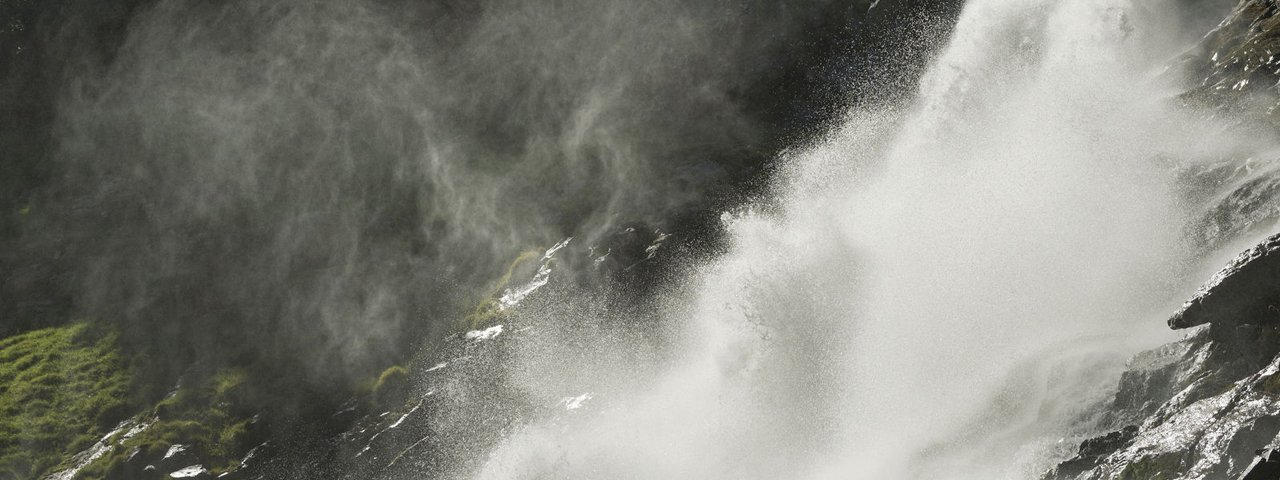 Grawa-waterval in het Stubaital, © Tirol Werbung/Frank Bauer