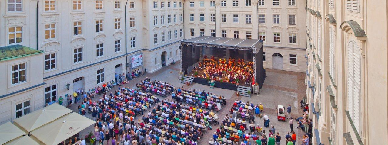 Innsbrucker Promenadenconcert, © Innsbruck Tourismus