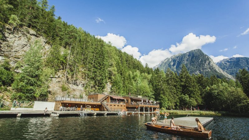 Piburger See, © Ötztal Tourismus /  Christoph Schöch
