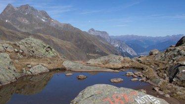 Simmingsee in het Gschnitztal, © Tirol Werbung/Markus Jenewein