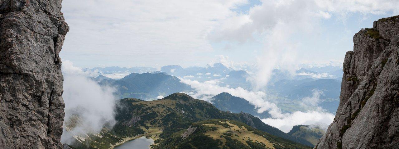 Adelaarsweg etappe 7: Zireiner See, © Tirol Werbung/Jens Schwarz