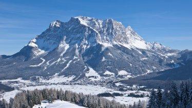 Ehrwald in winter, © Albin Niederstrasser