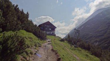 Adelaarsweg etappe 14: Solsteinhaus, © Tirol Werbung/Johne Katleen