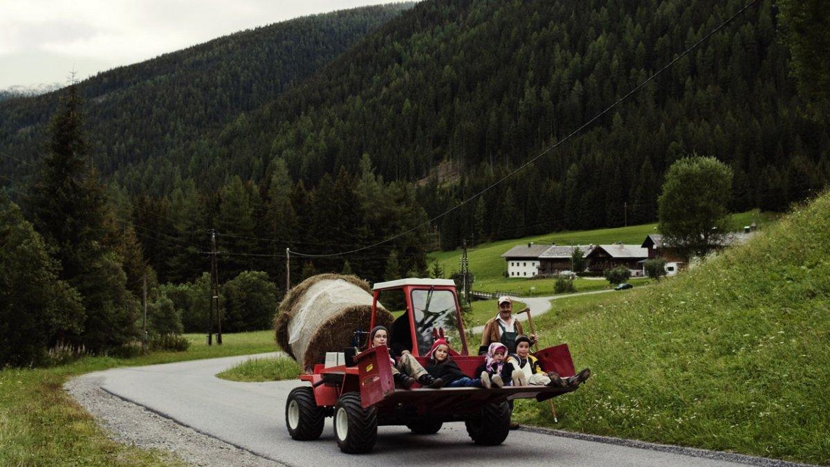 Vakantie op de boerderij in Innervillgraten, © Tirol Werbung/Monika Höfler