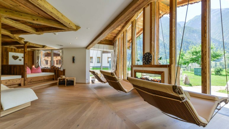 © Hotel Oberlechtaler Hof