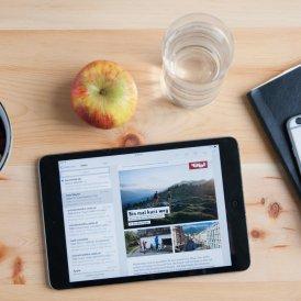 Schrijf u in voor de nieuwsbrief, © Tirol Werbung