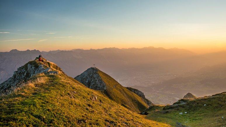 Nockspitze, 2.404 meter, © Innsbruck Tourismus /Helga Andreatta