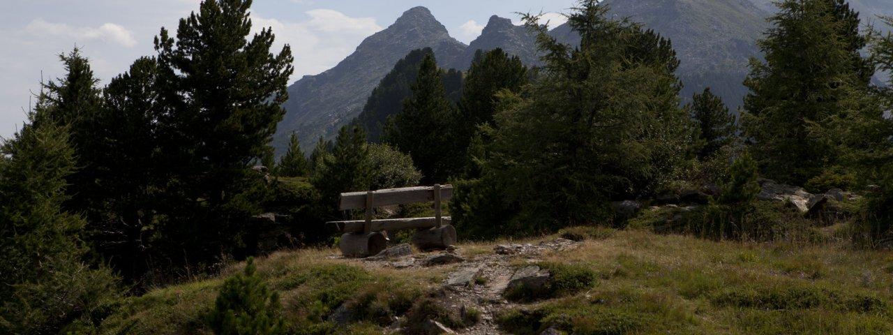 Adelaarsweg etappe 13: Zirbenweg, © Tirol Werbung/Jenewein Markus