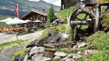 MTB-toer naar de Farmkehralm, © TVB Alpbachtal/Gabriele Grießenböck