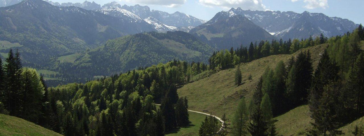 Drei Kaiser rondrit, Etappe 3: Fieberbrunn - Scheffau, © Tirol Werbung