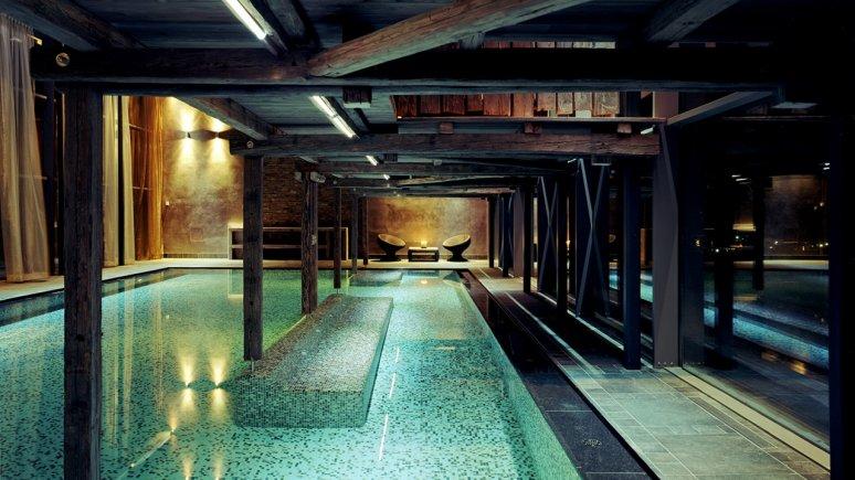 Zwembad in het MOHR life resort, © MOHR life resort