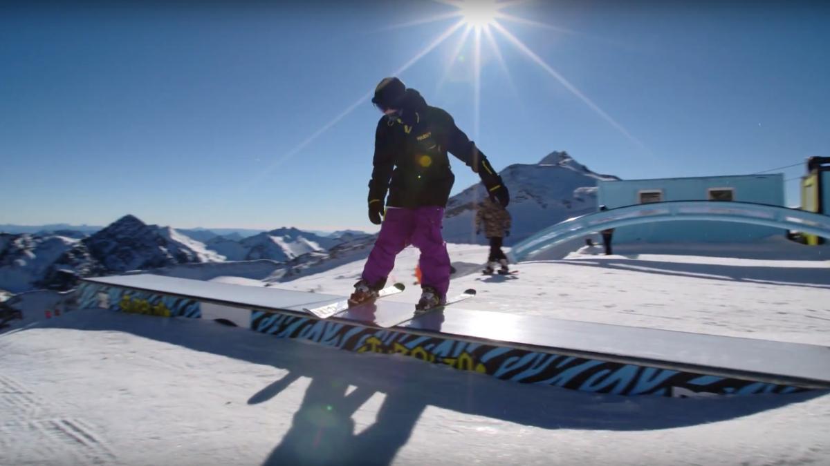 Leren skiën: freeriden   skilessen online, © Tirol Werbung