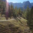 Mountainbiketocht naar het Seebensee, © Tirol Werbung/W9 Studios