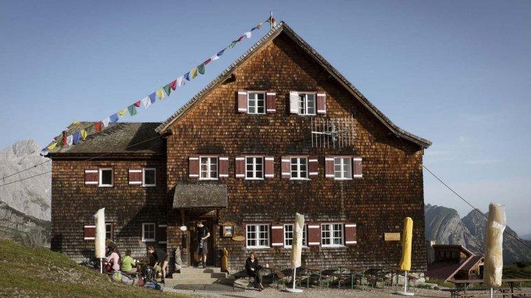 Falkenhütte, © Tirol Werbung/Schwarz Jens