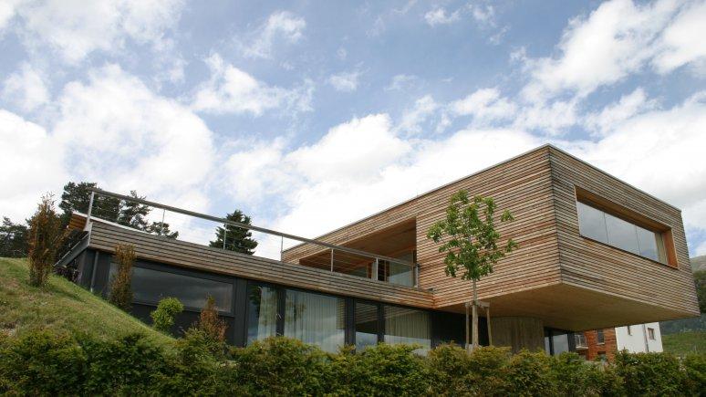 Villa Rasilla in Serfaus, © urlaubsarchitektur.de/Foto: Philipp Schwarz