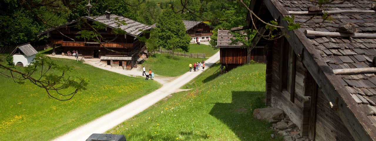 © Alpbachtal Tourismus / Museum Tiroler Bauernhöfe