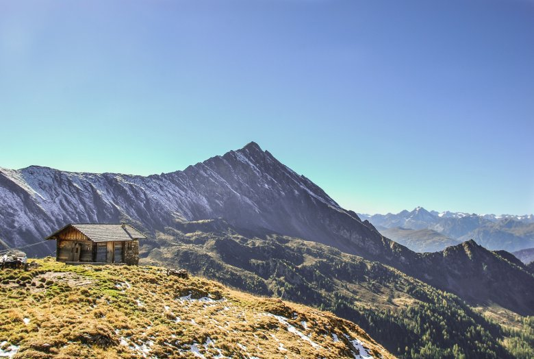 Herdershut in het Wildlahnerdal bij Toldern, Foto: Jannis Braun