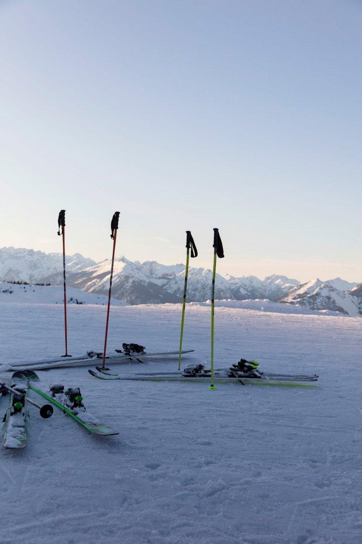 Don't drink & ski. , © Bert Heinzlmeier