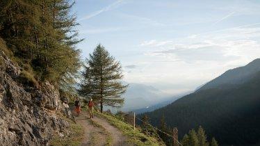 Adelaarsweg etappe 5: Gasthof Buchacker - Pinegg, © v