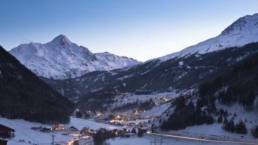 Sölden in het winter, © Ötztal Tourismus/Rudi Wyhlidal
