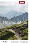 Cover Verzamelalbum met de mooiste wandelroutes, © Tirol Werbung