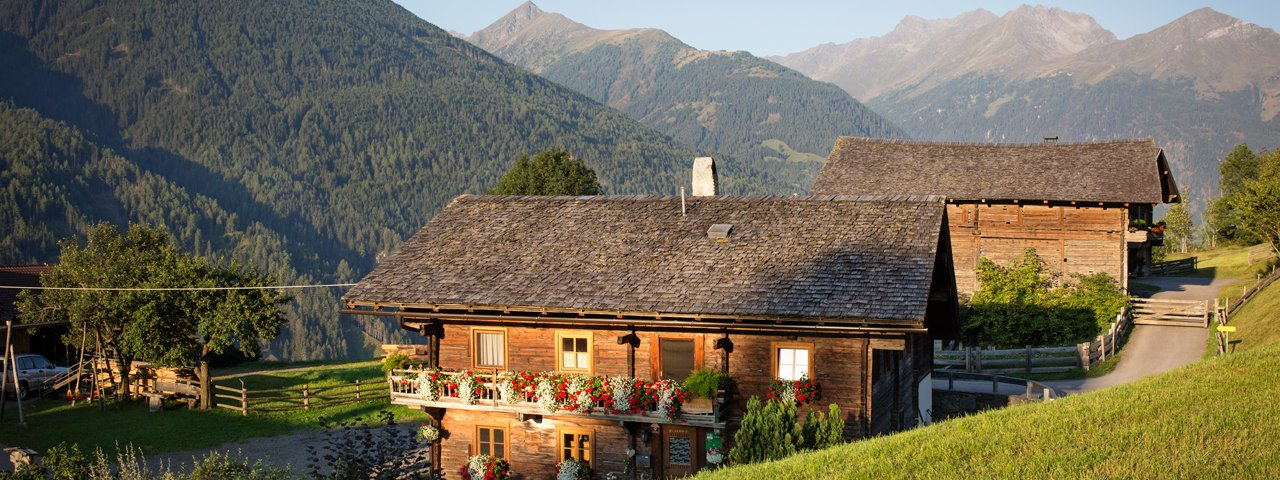 Bartlerhof in Matrei in Osttirol, © Tirol Werbung/Lisa Hörterer