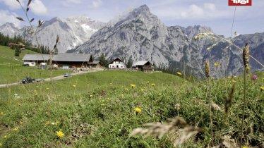 Walder Alm, © Tirol Werbung / Markus Jenewein