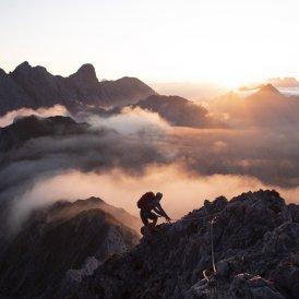 Klettersteige in Tirol, © Tirol Werbung / Frank Stolle