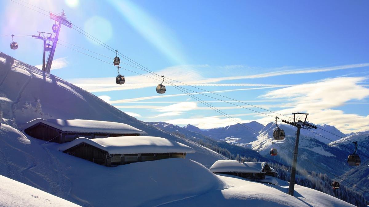 Wer seinen Skipass so richtig ausnützen will, ist in der Skiwelt Wilder Kaiser-Brixental, dem größten zusammenhängenden Skigebiet Österreichs, bestens aufgehoben., © Stephan Bannach