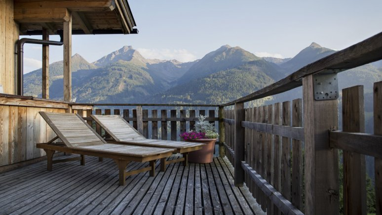 Wellnesscentrum in Biohotel Holzleiten in Obsteig, © Tirol Werbung / Hörterer Lisa