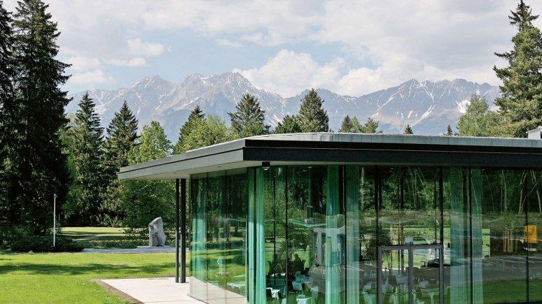 Congrespark Igls, © TVB Innsbruck