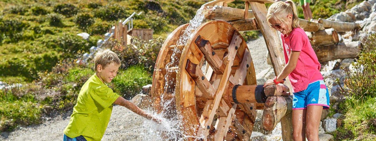 Tux-Welten: Waterwereld, © Tux-Finkenberg