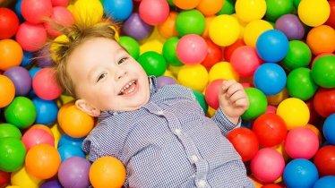 Ballenbak in indoor speeltuin Halligalli, © Halligalli