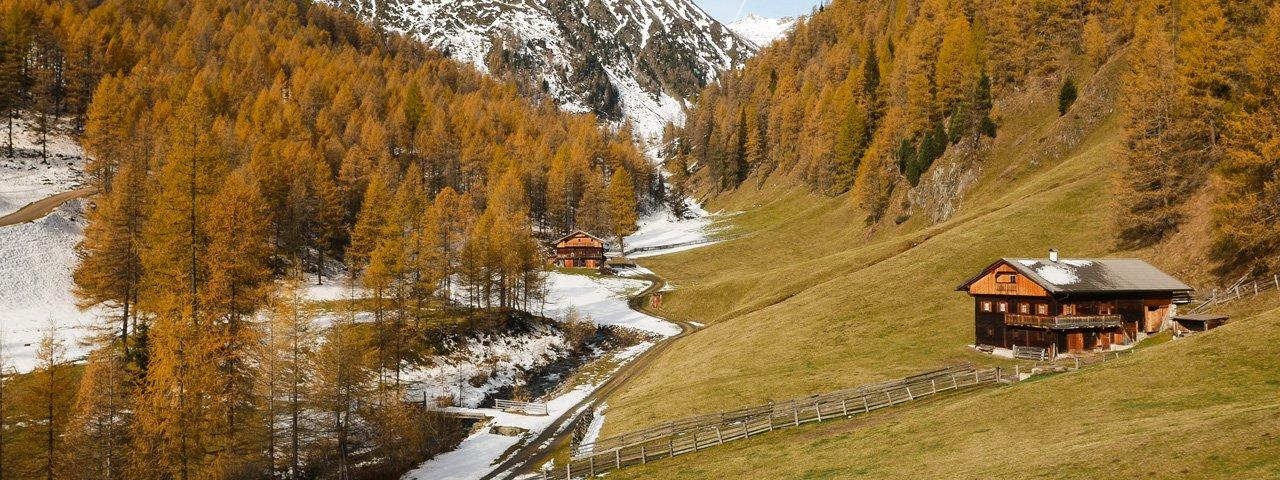 Villgraten- en Winkeltal, © Tirol Werbung