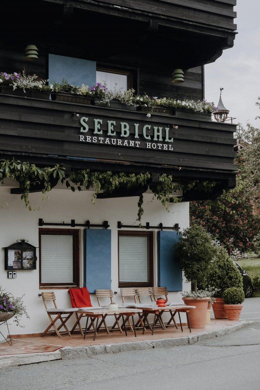 Het Hotel Seebichl aan de Schwarzsee in Kitzbühel: een geheime tip!