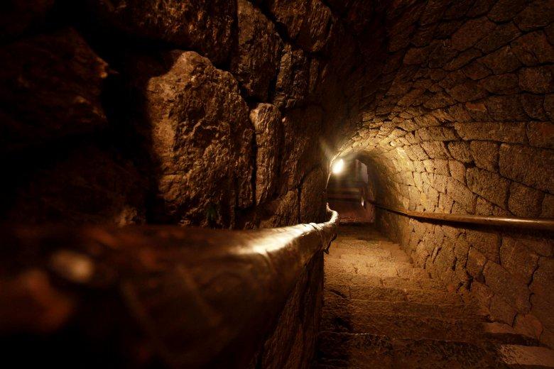 De gangen in de berg hebben een constante temperatuur van 12°C. , © Tirol Werbung, Bernhard Aichner
