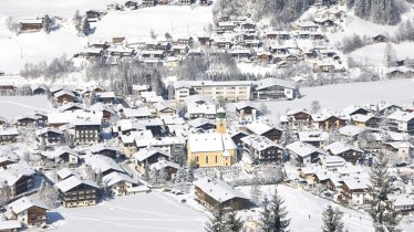 Westendorf in winter, © Kitzbüheler Alpen - Brixental